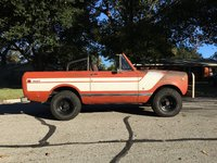 1976 International Harvester Scout Overview