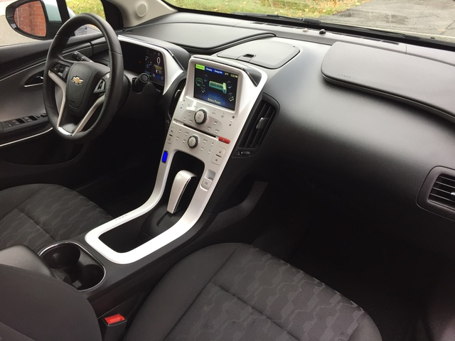 Picture Of 2012 Chevrolet Volt FWD, Interior, Gallery_worthy