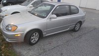 Picture of 2003 Hyundai Accent GL Hatchback, exterior