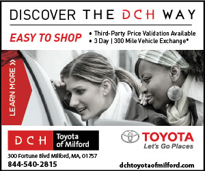 Dch Toyota Of Milford Milford Ma Read Consumer Reviews Browse Used And New Cars For Sale