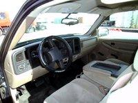 Picture of 2007 Chevrolet Silverado 1500 LTZ Ext. Cab 4WD, interior