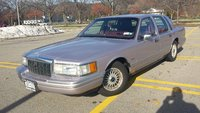 Picture of 1991 Lincoln Town Car Base, exterior, gallery_worthy