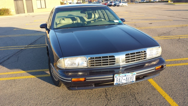 Picture of 1998 Oldsmobile Regency 4 Dr STD Sedan, exterior