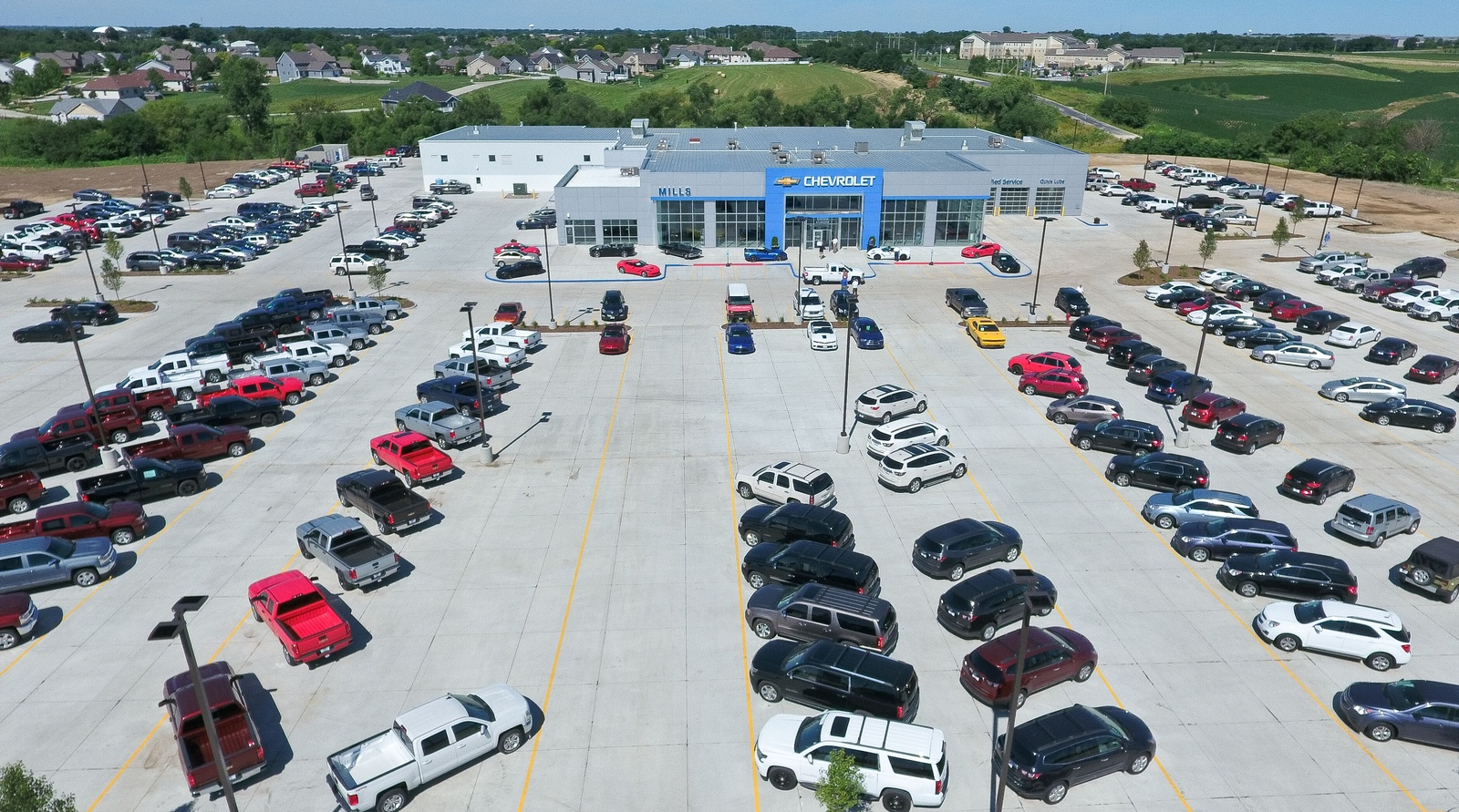 Mills Chevrolet Co Davenport Ia Read Consumer Reviews