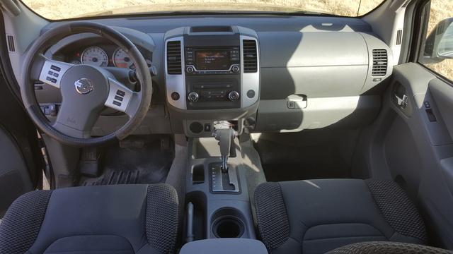 Picture of 2016 Nissan Frontier Desert Runner Crew Cab, interior, gallery_worthy
