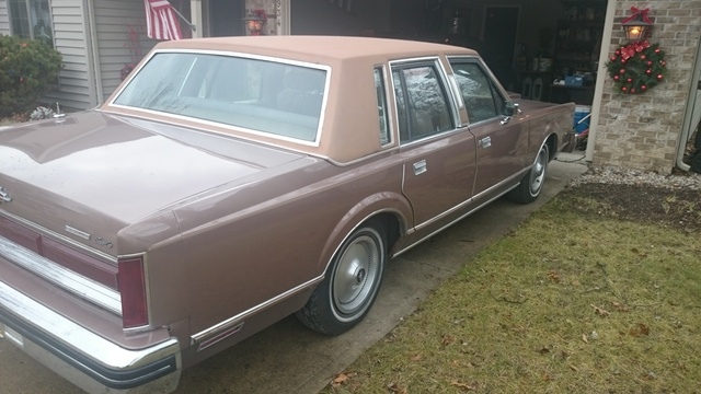 Picture of 1982 Lincoln Town Car Cartier