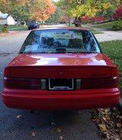 1995 Chevrolet Corsica Picture Gallery