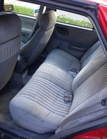 Picture of 1995 Chevrolet Corsica 4 Dr STD Sedan, interior