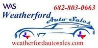 Weatherford Auto Sales logo