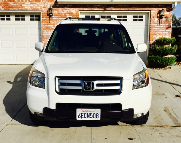 Picture of 2007 Honda Pilot EX-L with Nav, exterior, gallery_worthy
