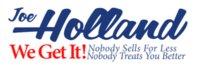 Joe Holland Chevrolet & Imports logo