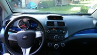 Picture of 2014 Chevrolet Spark LS, interior