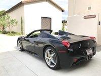 Picture of 2015 Ferrari 458 Italia Convertible, exterior