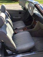 Picture of 1985 Mercedes-Benz SL-Class 280SL, interior