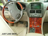 Picture of 2003 Lexus LS 430 Base, interior
