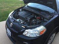 Picture of 2010 Suzuki SX4 Base AWD Crossover, engine