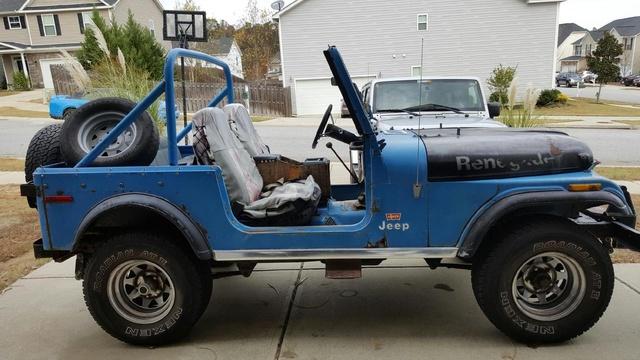 Picture of 1978 Jeep CJ7
