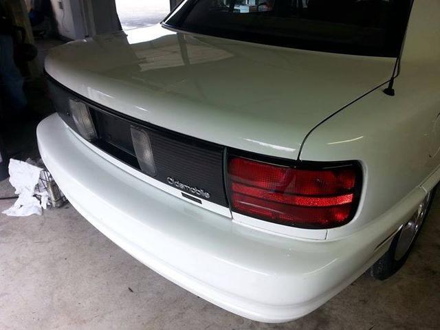 Picture of 1995 Oldsmobile Achieva 2 Dr S Coupe