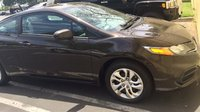 Picture of 2014 Honda Civic Coupe LX