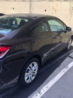 Picture of 2014 Honda Civic Coupe LX, exterior