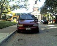 Picture of 1997 Nissan Quest 3 Dr GXE Passenger Van, exterior