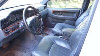Picture of 1997 Volvo S90 Sedan, interior