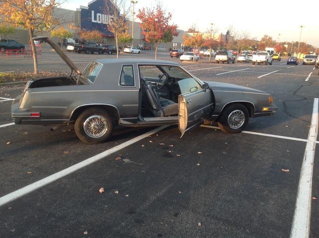 Picture of 1987 Oldsmobile Cutlass Supreme