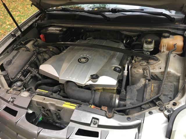Cadillac Srx V Awd Pic X on 2008 Cadillac Sts V8 Awd