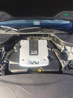 Picture of 2016 INFINITI Q70 3.7, engine