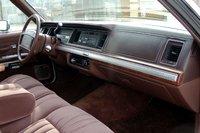 Picture of 1990 Ford LTD Crown Victoria 4 Dr LX Sedan, interior