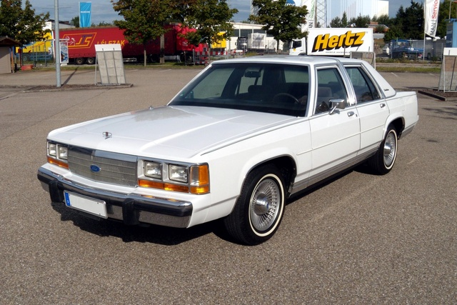 service manual blue book value used cars 1990 ford ltd crown victoria electronic toll