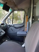 Picture of 2005 Dodge Sprinter 3 Dr 2500 High Roof 140 WB Passenger Van Extended, interior