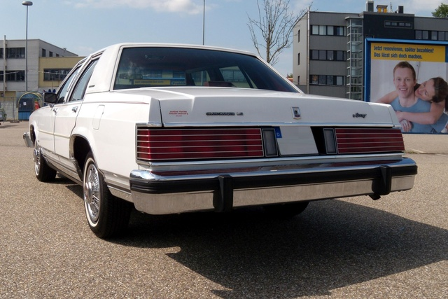 Picture of 1987 Mercury Grand Marquis