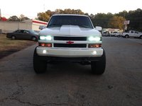 Picture of 1998 Chevrolet C/K 1500 Silverado Extended Cab SB 4WD, exterior