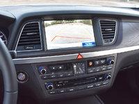 2017 Genesis G80 5.0L Ultimate, 2017 Genesis G80 5.0 Ultimate Reversing Camera Display, interior