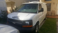 Picture of 2008 Chevrolet Express Cargo 1500