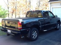 Picture of 2002 GMC Sierra 1500 Denali AWD Extended Cab SB, exterior