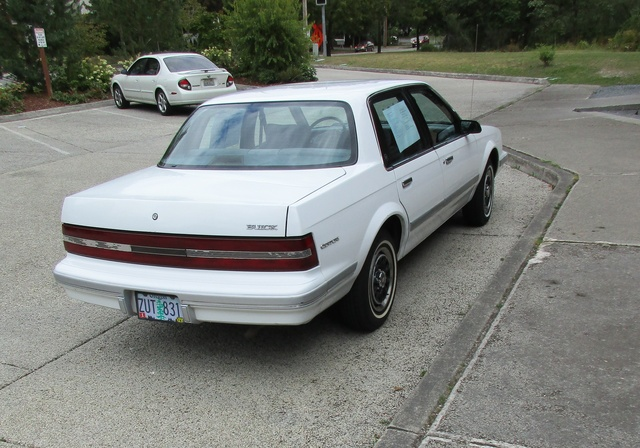 Picture of 1994 Buick Century Special Sedan FWD