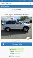 Picture of 2007 Toyota RAV4 Base AWD