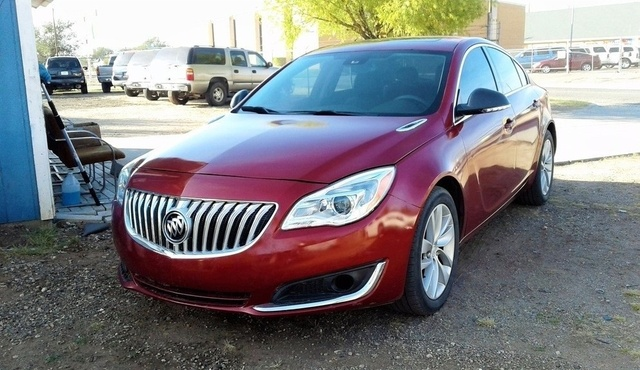 Foto de un 2014 Buick Regal Sedan FWD