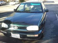 Picture of 1996 Volkswagen Cabrio 2 Dr STD Convertible, exterior