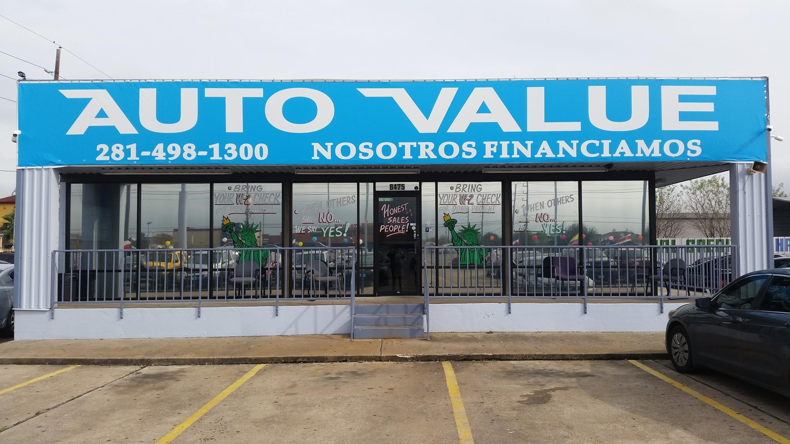 Auto Value Finance - Houston, TX: Read Consumer reviews ...