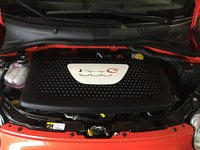 Picture of 2015 Fiat 500e Base, engine