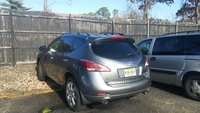 Picture of 2014 Nissan Murano Platinum Edition AWD, exterior