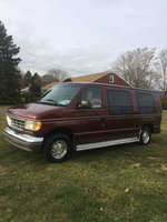 Picture of 1995 Ford E-150 XLT Club Wagon, exterior