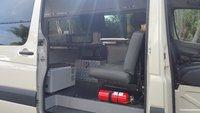 Picture of 2015 Mercedes-Benz Sprinter 2500 144 WB Crew Van AWD, interior