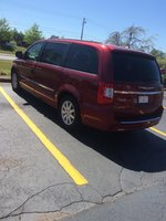 Picture of 2011 Chrysler Town & Country Touring