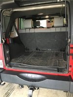 Picture of 2009 Jeep Wrangler Unlimited X 4WD, interior