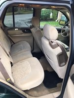 Picture of 2004 GMC Envoy 4 Dr SLE 4WD SUV, interior