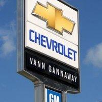 Vann Gannaway Chevrolet logo